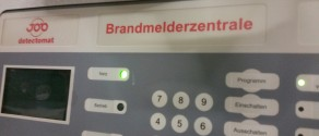 22/05/2016 Brandmeldeanlag